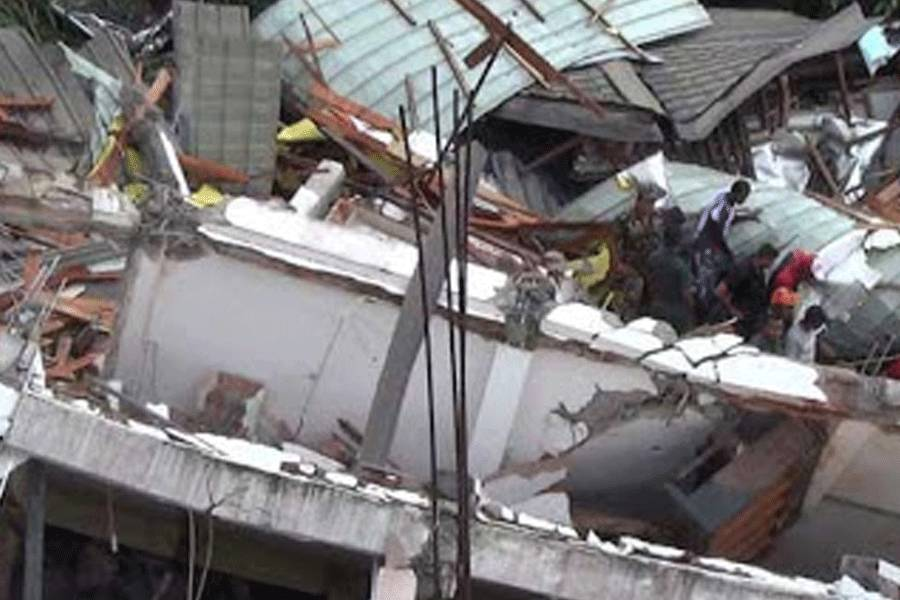 Buwelikada building collapse: Owner arrested