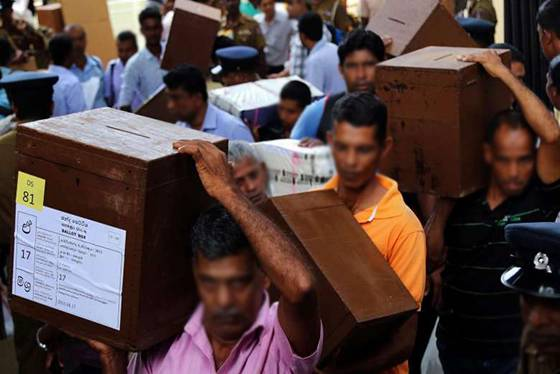 Aug. 5 polls the most expensive in SL history